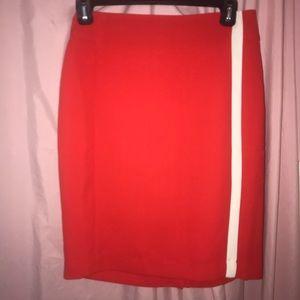New Banana Republic Red pencil skirt!